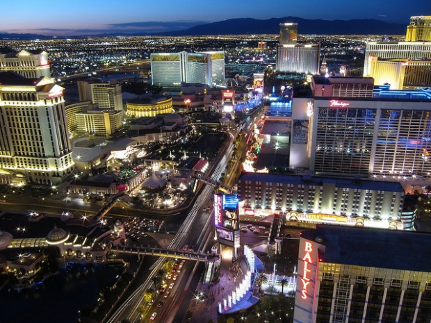 stag do destinations - Vegas
