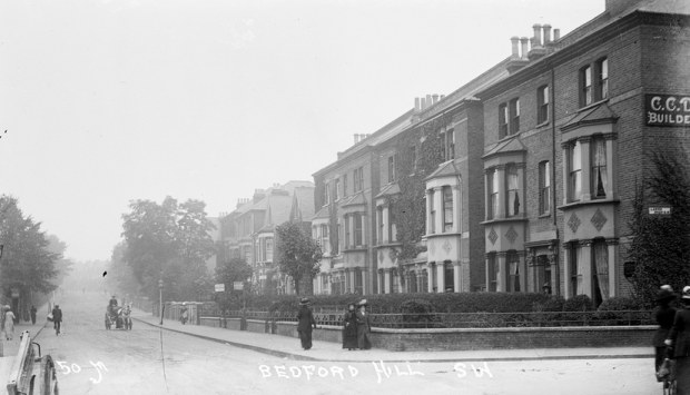 Bedford Hill